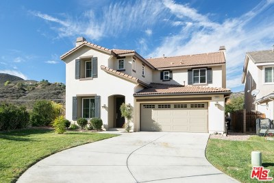 Murrieta Single Family Home For Sale: 22735 Montanya Place