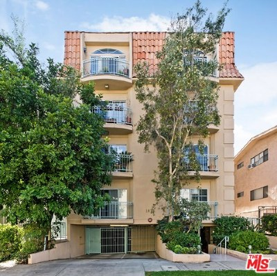Los Angeles Condo/Townhouse For Sale: 1871 Greenfield Avenue #101