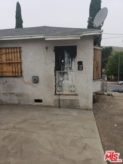 Los Angeles Multi Family Home For Sale: 2418 N Eastern Avenue