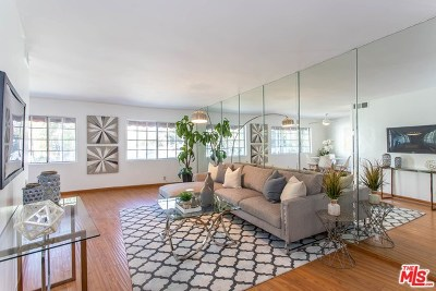 West Hollywood Condo/Townhouse For Sale: 8490 Fountain Avenue #206