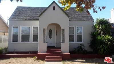 Los Angeles Single Family Home For Sale: 6515 3rd Avenue