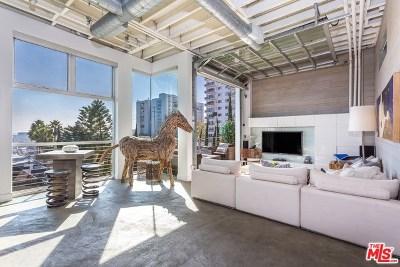 West Hollywood Single Family Home For Sale: 1152 N La Cienega #301