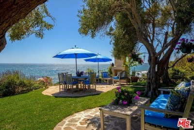 San Luis Obispo County, Santa Barbara County Single Family Home For Sale: 3429 Sea Ledge Lane