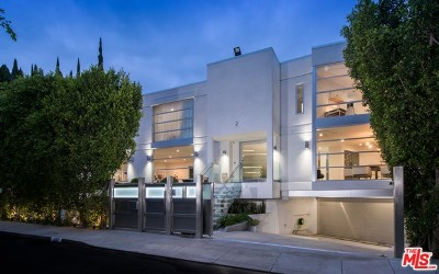 Los Angeles Single Family Home For Sale: 1162 Sunset Hills Road