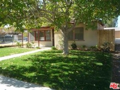 Lancaster Multi Family Home For Sale: 45051 Redwood Avenue