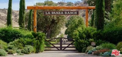 San Luis Obispo County Residential Lots & Land For Sale: 5909 E Pozo Road