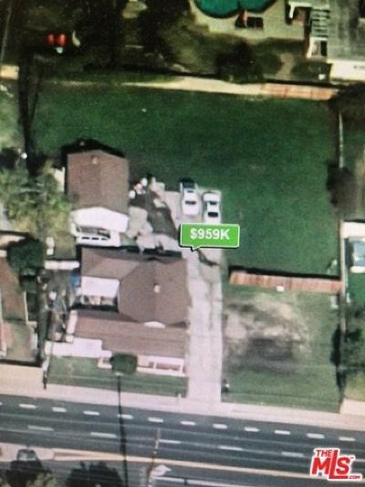 North Tustin Single Family Home For Sale: 18371 E 17th Street