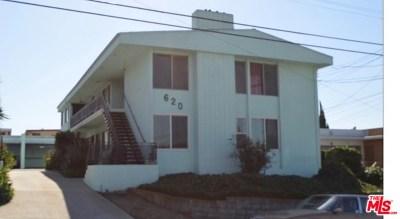 Inglewood Multi Family Home For Sale: 620 Aerick Street