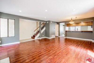 Pasadena Condo/Townhouse For Sale: 280 N Mar Vista Avenue