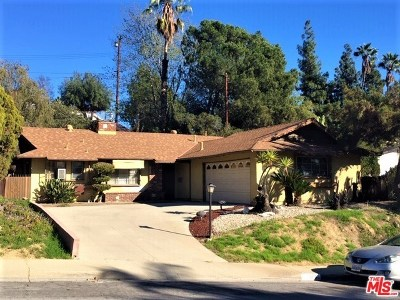 Monterey Park Single Family Home For Sale: 1874 Buchanan Place