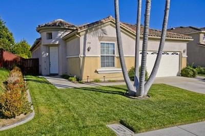 Carlsbad Single Family Home For Sale: 2980 Avenida Ciruela