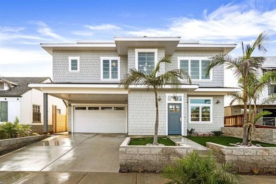 Imperial Beach Single Family Home For Sale: 161 Donax