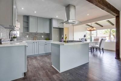 La Mesa Single Family Home For Sale: 7230 Juliette Pl
