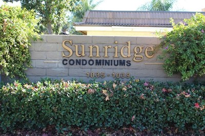 Escondido Condo/Townhouse For Sale: 1037 E Washington Ave #4