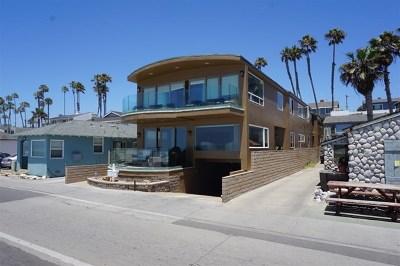 Oceanside Multi Family Home For Sale: 516 S The Strand