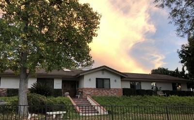 Vista Single Family Home For Sale: 1427 Chestnut Ln