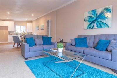 Escondido Single Family Home For Sale: 1121 E Mission Ave