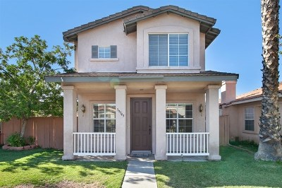 Temecula Single Family Home For Sale: 39549 Tischa Dr.