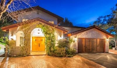 Escondido Single Family Home For Sale: 3556 Ryan Drive