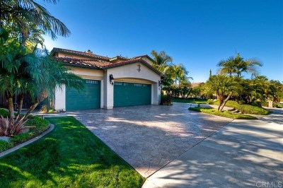 Encinitas Single Family Home For Sale: 710 W Bluff Drive