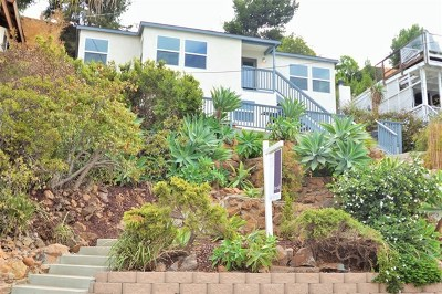 La Mesa Single Family Home For Sale: 4525 Westview Dr