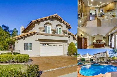 Poway Single Family Home For Sale: 13976 Country Creek Rd