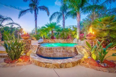 Escondido Single Family Home For Sale: 29444 Welk Highland Drive