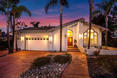 Escondido Single Family Home For Sale: 10217 Sage Hill Way