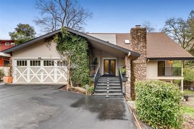 Granite Bay Single Family Home For Sale: 7575 Auburn Folsom Road