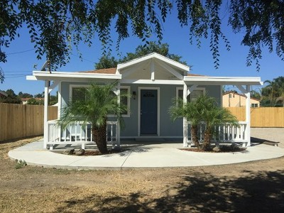 Vista Single Family Home For Sale: 108 East Drive