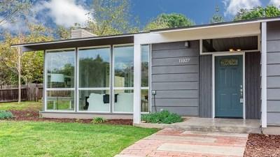 El Cajon Single Family Home For Sale: 11027 Horizon Hills