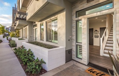 Carlsbad Condo/Townhouse For Sale: 2567 State St