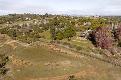Fallbrook Residential Lots & Land For Sale: 5107 Tangerine Ln