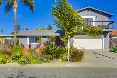 Oceanside Single Family Home For Sale: 1452 Kurtz