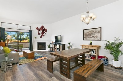 Carlsbad Condo/Townhouse For Sale: 2866 Englewood Way