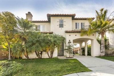Chula Vista Single Family Home For Sale: 2456 Mackenzie Creek Rd