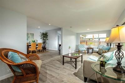 Vista Single Family Home For Sale: 468 Dennis Dr
