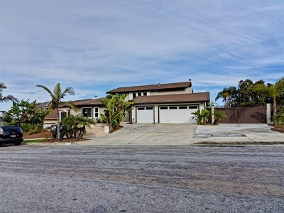 Bonita Single Family Home For Sale: 5973 Steeplechase Rd