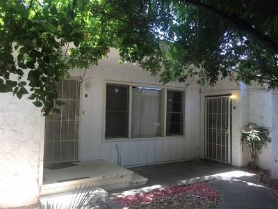 El Cajon Single Family Home For Sale: 627 Dorothy Street