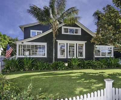 Corona Single Family Home For Sale: 921 A Ave