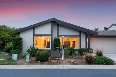 Vista Single Family Home For Sale: 1411 Lombard Street