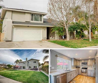 Oceanside Single Family Home For Auction: 3551 Normount Rd