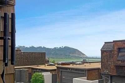 Del Mar Condo/Townhouse For Sale: 13035 Caminito Del Rocio
