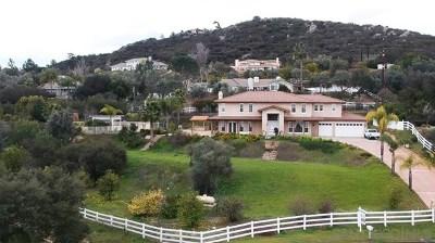 Alpine Single Family Home For Sale: 1695 La Force Road