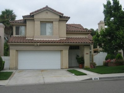 Oceanside Single Family Home For Sale: 934 Gallery Drive