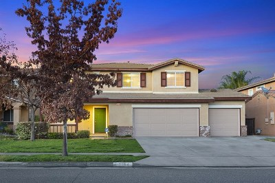 Murrieta Single Family Home For Sale: 29184 Azara St