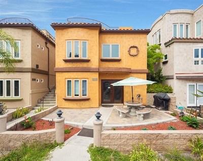San Diego Multi Family Home For Sale: 750 Devon Ct