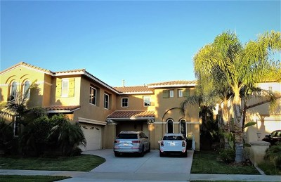 Chula Vista Single Family Home For Sale: 1489 Heatherwood Ave.