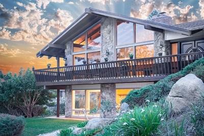 Escondido Single Family Home For Sale: 3135 Don Rolando