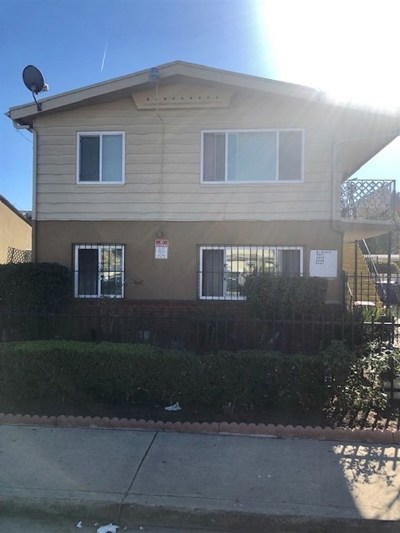 San Diego Multi Family Home For Sale: Imperial Ave